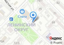 Компания «Мастерство» на карте