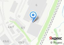 Компания «АЙСДРИМ» на карте