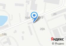 Компания «СахаТрансЭкспрессСервис» на карте