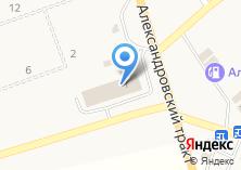 Компания «Берегиня» на карте