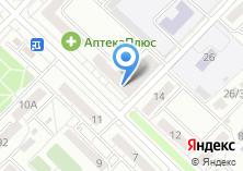 Компания «Иркутскстройоптторг» на карте
