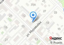 Компания «MirTa38» на карте