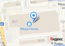 Компания «Сан-Сервис» на карте