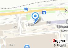 Компания «Любознайка» на карте