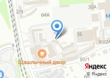 Компания «Магазин одноразовой посуды» на карте