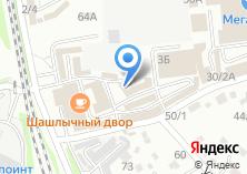 Компания «Селенга» на карте
