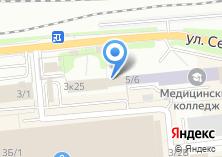 Компания «АктивСпорт» на карте