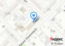 Компания «АЙПИ Медиа-Иркутск» на карте