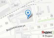 Компания «Пневмосервис-Урал» на карте