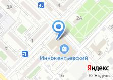 Компания «Амира» на карте