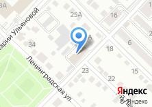 Компания «Управление ЖКХ Комитет по управлению Ленинским округом» на карте