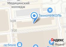 Компания «Армир» на карте