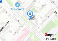 Компания «Российская обувь» на карте