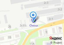 Компания «Автодуш» на карте