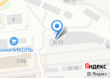 Компания «Макспласт производственная компания» на карте