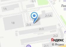 Компания «Микротех» на карте