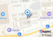 Компания «DTS-auto» на карте