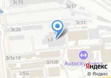 Компания «Автокросс» на карте