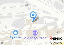 Компания «Вектор-А» на карте