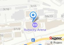 Компания «Сакура сервис» на карте
