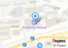 Компания «AVTOstyle» на карте