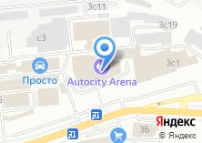 Компания «Полиуретан Фортуна» на карте