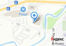 Компания «Кристал» на карте