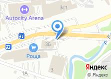 Компания «Кузьмиха сеть автоцентров» на карте
