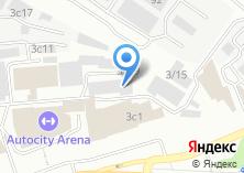 Компания «Кая» на карте