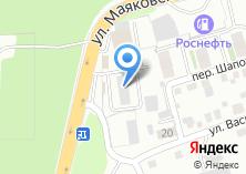 Компания «Транспортная служба» на карте