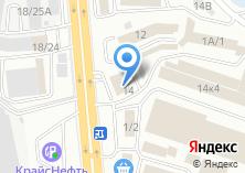 Компания «ИркутскСтройМонтаж» на карте