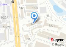 Компания «Авто-Дорт» на карте