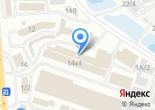 Компания «Изобилие колбас» на карте