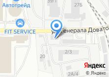 Компания «Байкалспецстрой» на карте