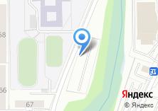 Компания «Шиномонтажная мастерская на ул. Первомайский микрорайон» на карте