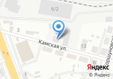 Компания «Автояпончик» на карте