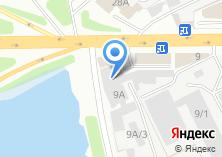 Компания «ПрофТехСнаб» на карте