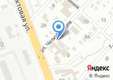 Компания «Сибхолод Иркутск» на карте