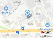 Компания «Сава Плюс» на карте