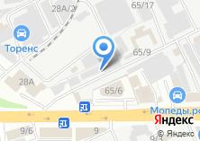 Компания «Ночной экспресс» на карте