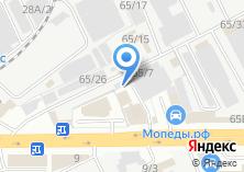 Компания «Вулкан» на карте