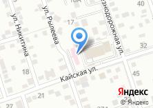 Компания «Иркутская городская станция по борьбе с болезнями животных» на карте