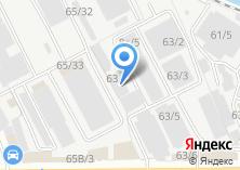 Компания «ЭкШин» на карте