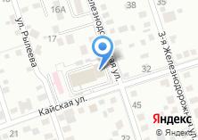 Компания «Отдел надзорной деятельности г. Иркутска по Свердловскому округу» на карте