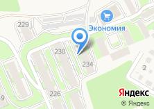 Компания «Березовый» на карте