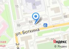 Компания «Белореченка» на карте