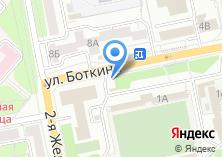 Компания «Курорт» на карте