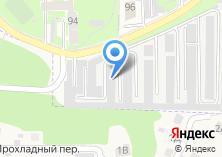 Компания «Автогаражный кооператив №173» на карте