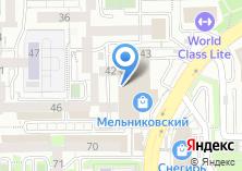 Компания «Магазин сантехники и теплотехники» на карте