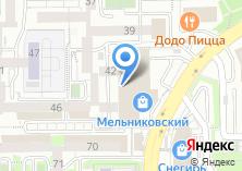 Компания «Кошкин двор» на карте